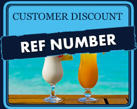 Customer Discount Reference Number